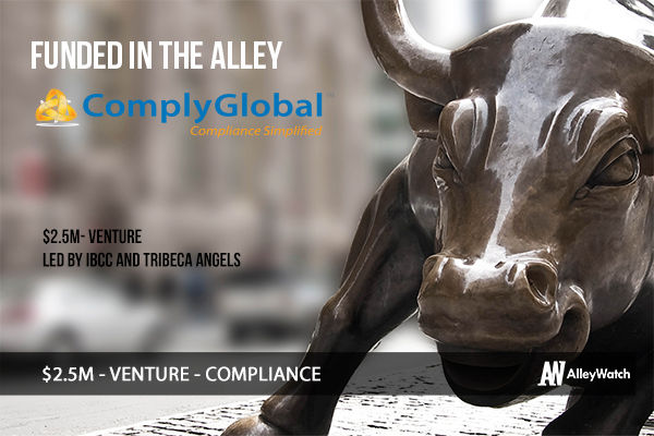 tribeca angels, alley watch, comply global, tribeca angels portfolio, new york angel investment groups, manhattan angel investors